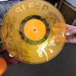 Gold Sleep Etched Record_CU